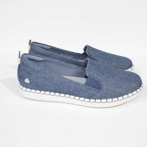CLARKS CLOUDSTEPPERS SIZE 8W US